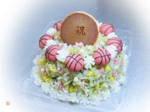 バスケットの好きな25歳誕生日